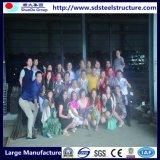 Edificio prefabricado modular móvil galvanizado fábrica de China