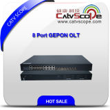 Csp1000-8 Olt 광섬유 Gepon/Epon Olt를 위한 Pon 8 산출