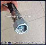 Mangueras hidráulicas de alta presión R2 / 2sn y ensamblajes de las guarniciones