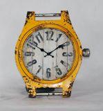Reloj reloj de metal reproducción antigua
