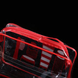 [بفك] بلاستيكيّة تعليب حقيبة لأنّ يسافر