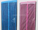 Cortina magnética mágica nova de Portiere do engranzamento do mosquito do erro da mosca da rede da tela da porta do inseto da boa qualidade do estilo da forma