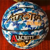 كرة سلّة صنع وفقا لطلب الزّبون [ور-رسستينغ] نوعية رخيصة [8بيسس] 4#5#6#7# [بو] [سغ5114] تمويه أسلوب كرة سلّة