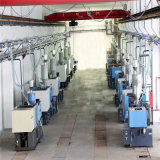 Pijp en de Montage van pvc van de Dienst van Huasheng de Plastiek Aangepaste Transparante