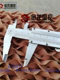 Pista y pista de enfriamiento del sistema de enfriamiento del ventilador para la casa de las aves de corral