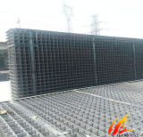 高品質の構築のための鋼鉄によって溶接される金網