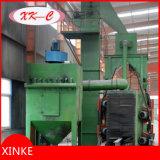 Machine de grenaillage d'acier de construction de bâti de rouleau