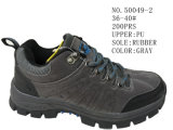 No 50049 ботинки Hiking Ботинка PU Верхн повелительницы Stock