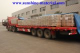 Calor Resistanting Ss 446 Melt Extract Steel Fiber para Reinforced Refractory Castable