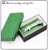 Cadre de mémoire en cuir de luxe d'étalage d'emballage de montre (Sy0130)
