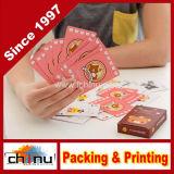 Изготовленный на заказ карточки игры, играя карточки (430004)