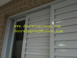 Puertas deslizantes de aluminio de la buena calidad, puertas deslizantes de aluminio excelentes del Calor-Aislante y del funcionamiento del Sonido-Aislante