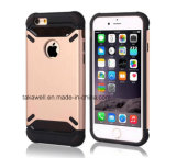 iPhone 5s/Se/6/6s Cell 또는 Mobile Phone Cover Case를 위한 Slim 경이로운 Hard Shockproof 무겁 의무 Armor Case