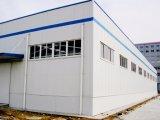 Estructura de acero prefabricada movible como almacén industrial