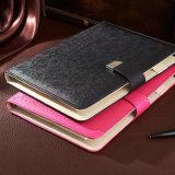 Loose-Leaf Notebook / Cuero Jotter / Customized PU Notebook