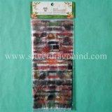 Изготовленный на заказ мешок конфеты размера и конструкции OPP с связями