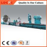 Preço horizontal resistente da máquina do torno do metal da eficiência C61250 elevada
