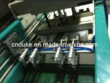 Gbde-700 de Zak die van de T-shirt van de Hoge snelheid van vier Lijn Machine maken