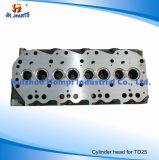 De Cilinderkop van de motor Voor Nissan Td25 11039-44G01 11039-44G02