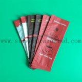 De kleurrijke Plastic Zak van het Pakket van de Boon van de Koffie met ZijHoekplaat
