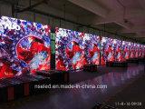 I video schermi di P3.91 LED/visualizzazione di LED dell'interno dell'affitto per la fase hanno usato