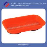 Het permanente Dienblad van /Magnetic van het Staal van /Strong/Stainless Plastic