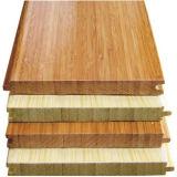 Suelo flotante de bambú carbonizado para la buena opción