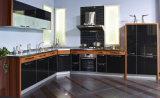 De Deur van de keukenkast van 18mm het UVBlad van de Bloem (zx-033)