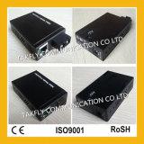 el 1000m Mini Type Single Mode los 40km Fiber Optic/Media Converter