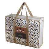 Хозяйственная сумка застежки -молнии, с нестандартной конструкцией и размером (14052401)