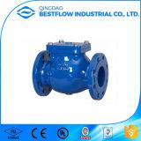 Дуктильный задерживающий клапан качания утюга для воды