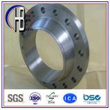 Bride de collet d'Ajustage de précision-Soudure de pipe d'acier du carbone A234/A105, ASTM