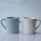 Tasse de café faite sur commande en céramique de cuvette de thé de vente chaude avec bon marché