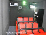 6 시트 3D 5D 7D 동적인 영화관