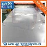 200-250 лист PVC микрона ясный твердый для пакета волдыря