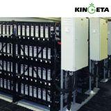 Kingetaの再充電可能な手入れ不要電池