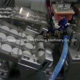 Автоматическая печатная машина пусковой площадки крышки бутылки 4 цветов