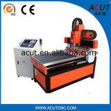 Hohe Präzision CNC-Gravierfräsmaschine mit Dreh des niedrigen Preises