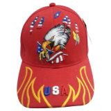 Gorra de béisbol de los 6 paneles con el bordado Bb235