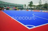 Multi pavimentazione della corte di pallavolo di volano della corte di Futsal di scopo