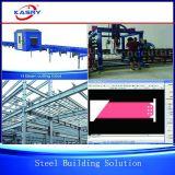 Prefabricated 강철 구조물 기계 녹색 건물 기계 플라스마 광속 절단기