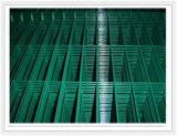 Pannello saldato ricoperto PVC della rete metallica (LAND002)
