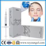 As injeções do enchimento de Reyoungel Derma enchem-se alinham dentro contornos do Facial do Reshape dos enrugamentos