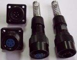Connecteurs serrés de la protection IP68 de l'eau