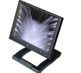 Contact le VGA de 10.4 pouces, DVI, poids du commerce, moniteur d'affichage à cristaux liquides de HDMI
