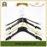 Gancho plástico do terno do vestuário (JR116A)