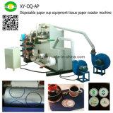 Machine remplaçable de caboteur de papier de soie de soie de matériel de cuvette de papier