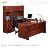 가구 (HY-NNH-K04-20)의 Fsc에 의하여 증명되는 자단, 베니어 두목 사무실 책상