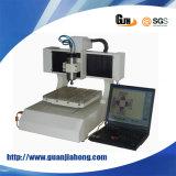 Perfuração do PWB do router do CNC do Desktop 3030 e máquina de trituração pequenas