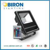 reflector de 10W-30W IP65 LED RGB